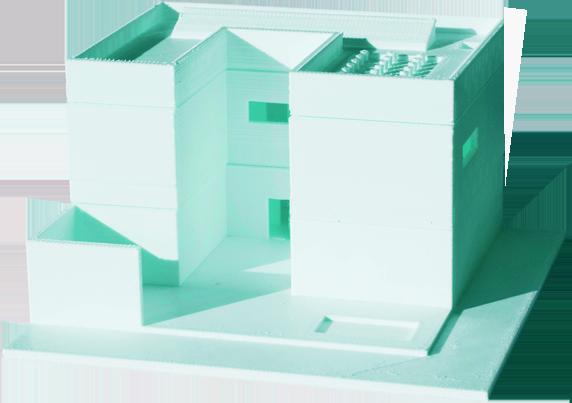 Architettura stampanti 3d sharebot stampa e for Architettura 3d