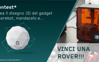 VINCI UNA SHAREBOT ROVER – REGOLAMENTO PROMO