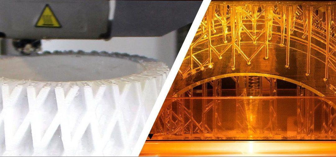 FFF VS SLA: LE TECNOLOGIE DI STAMPA 3D PIÙ DIFFUSE A CONFRONTO