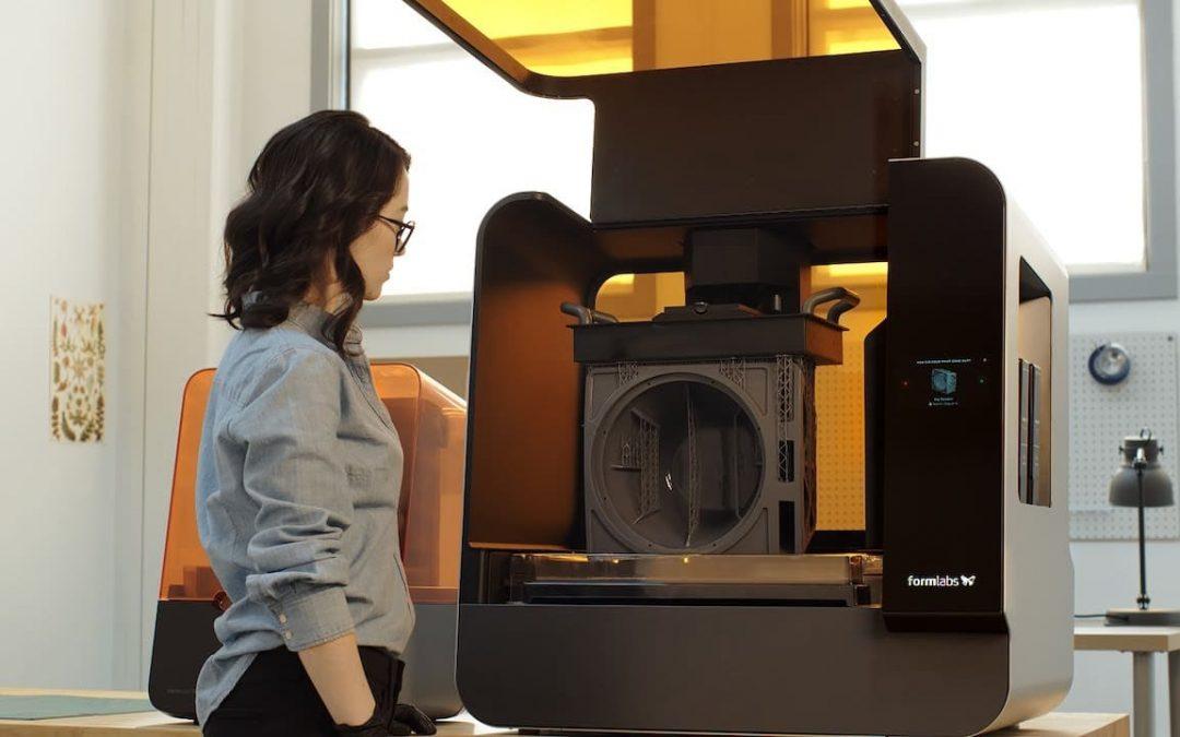 FORMLABS vs MAKERBOT, QUALE STAMPANTE 3D SCEGLIERE PER INIZIARE A PROTOTIPARE?