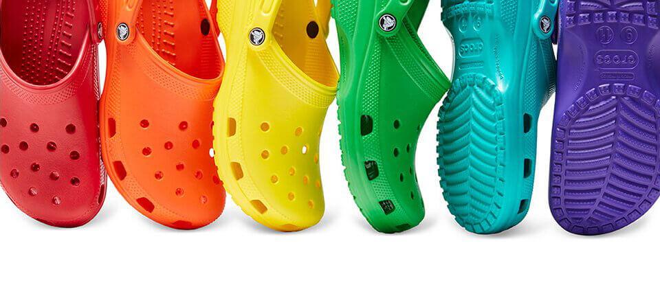 Crocs crea prototipi affidabili e ripetibili con la stampa 3D di 3NTR