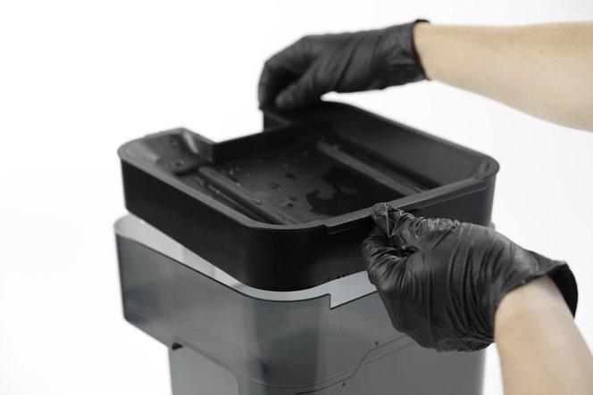TPM: il solvente Formlabs per lavare le stampe 3D