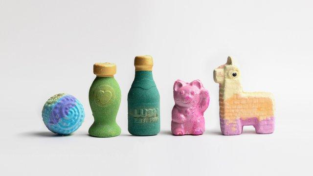 Lush Cosmetics trasforma idee in realtà in meno di 24 ore con la stampa 3D